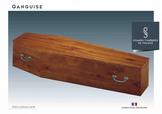 Cercueil Ganguise