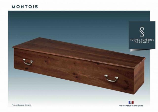 Cercueil Montois