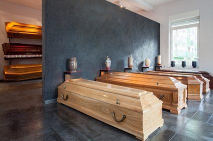 exposition cercueil