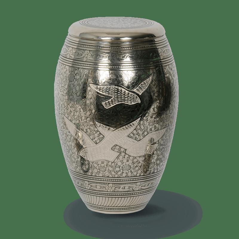 Urne funéraire en Laiton