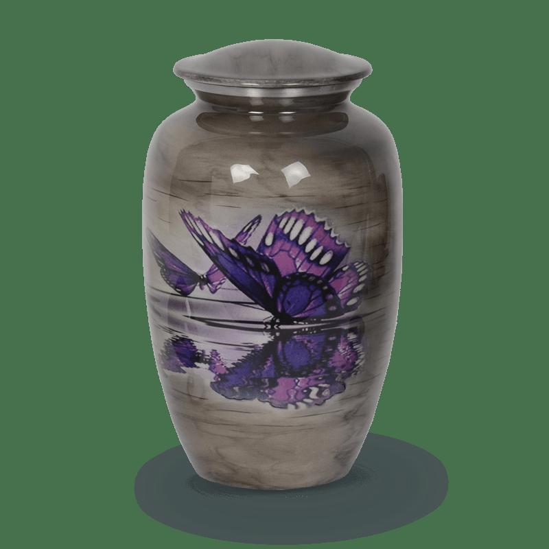 Urne funéraire en Verre
